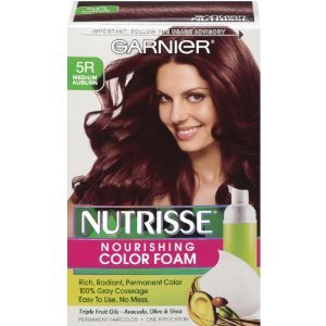 Garnier Nutrisse Nourishing Hair Color Foam