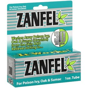 Zanfel Poison Ivy, Oak & Sumac Wash