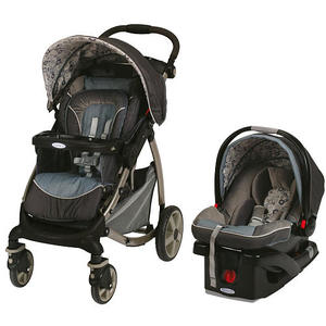 Graco Stylus Click Connect Travel System