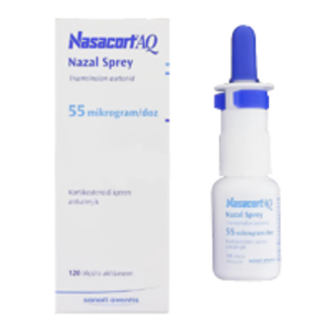 Nasacort AQ Allergy Medicine