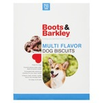 Boots & Barkley Multi Flavor Dog Biscuits