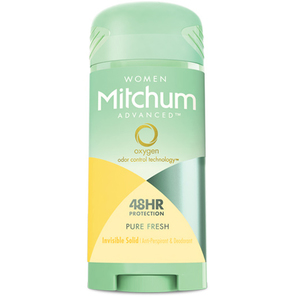 Women Mitchum Advanced Invisible Solid Women's Deodorant