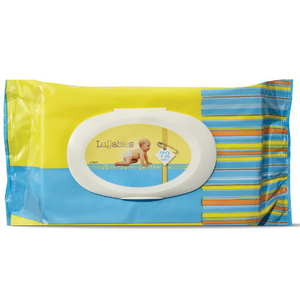 Aldi Lullabies Moist Wipes