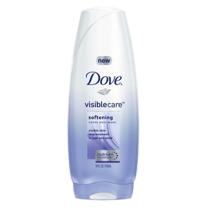 Dove Visible Care Softening Creme Body Wash