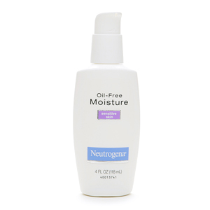 Neutrogena Oil-Free Moisture - Sensitive Skin