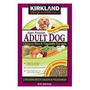 Kirkland Signature Dog Food