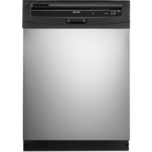Maytag Jetclean Plus Stainless Steel Full Console Dishwasher - Energy Star