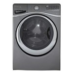 Whirlpool Duet 4.3 cu. ft. High-Efficiency Front Load Washer with Steam in Chrome Shadow, ENERGY STAR