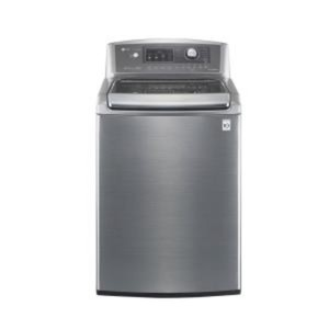 LG Electronics 4.7 cu. ft. High-Efficiency Top Load Washer in Graphite Steel, ENERGY STAR