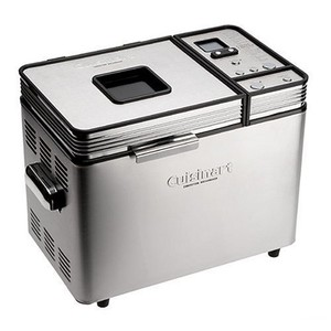 Remanufactured Cuisinart CBK-200FR 2-Pound Convection Automatic Bread Maker