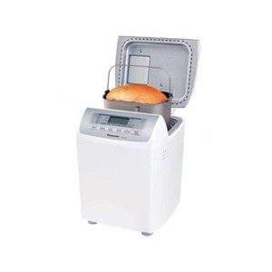 Panasonic Automatic Bread Maker with Fruit & Nut Dispenser, Features 5 Baking Options, and a 13 Hour Delay Timer, with a Non-Stick Scratch Resistant Diamond-Fluorine-Coated Baking Pan, Bonus Automatic Nut/Raisin Dispenser Included