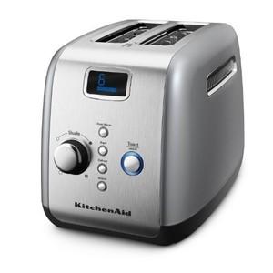 KitchenAid 2-Slice Toaster, Countour Silver