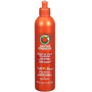 Clairol Herbal Essences None of Your Frizzness Smoothing Leave-in Creme