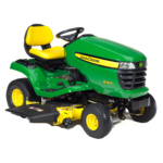 John Deere X300 42-Inch Deck Select Series Riding Lawn Mower