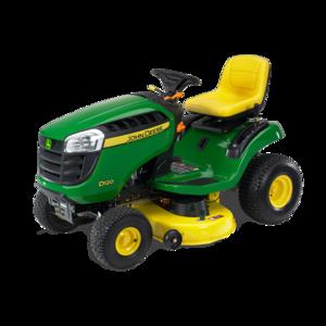 "John Deere D120 42"" Lawn Tractor"