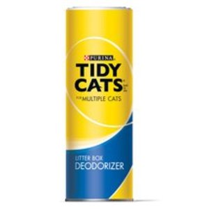 Purina Tidy Cats for Multiple Cats Litter Box Deodorizer