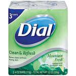 Dial Dial Antibacterial Deodorant Bar, Clean and Refresh
