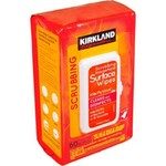 Kirkland Signature Scrubbing Household Surface Wipes
