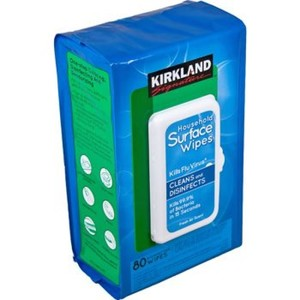 Kirkland Signature Household Surface Wipes