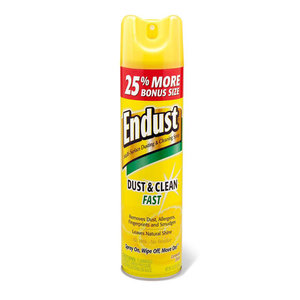 Endust Multi-Surface Dusting & Cleaning Spray - Lemon Zest
