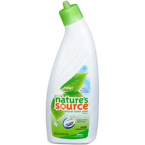Scrubbing Bubbles Nature's Source Natural Toilet Bowl Cleaner