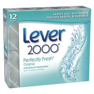 Lever 2000 Perfectly Fresh Bar Soap