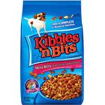 Kibbles & Bits Mini Bits Dry Dog Food