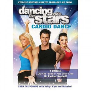 Dancing With the Stars Cardio Dance Workout