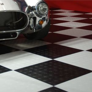 MotoFloor Garage Floors