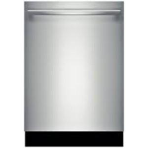"Bosch 24"" Bar Handle Dishwasher 800 Series- Stainless Steel"