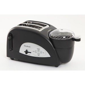 West Bend Egg and Muffin Toaster TEM500W