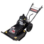Swisher WB11524BS Predator Walk Behind Rough Cut Mower, 24-Inch