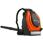 Husqvarna 356BT 51.7cc 2-Stroke Gas Powered 177 MPH Quiet Back Pack Blower (CARB Compliant)