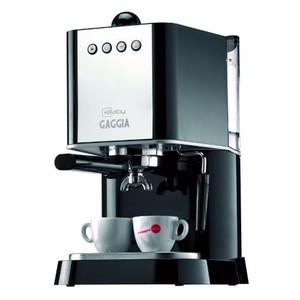 Gaggia 12101 New Baby Manual Espresso Machine, Black
