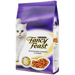 Friskies Fancy Feast Savory Chicken & Turkey Dry Cat Food