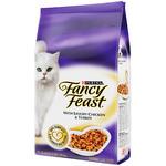 Friskies Fancy Feast Savory Chicken & Turkey Dry Cat Food
