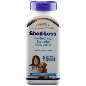 21st Century Shed-Less Plus Daily Supplement