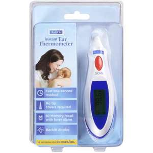 ReliOn Ear Thermometer