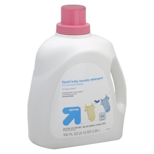 up & up Liquid Baby Laundry Detergent