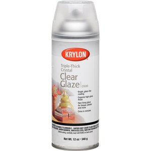 Krylon Triple-Thick Crystal Clear Glaze