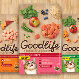 The Goodlife Recipe Dry Cat Food