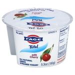 Fage Total Cherry Greek Yogurt
