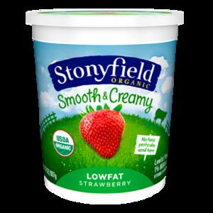 Stonyfield Organic Yogurt