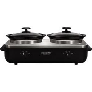 Crock-Pot Duo Cook & Serve Slow Cooker