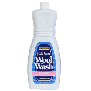 Powerhouse Cold Water Wool Wash for Fine Washables