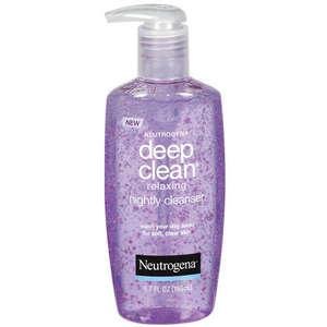 Neutrogena Deep Clean Relaxing Nightly Cleanser