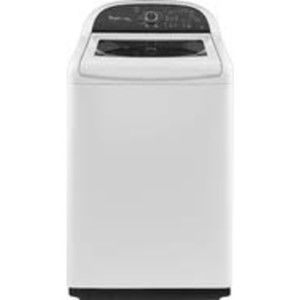 Whirlpool Cabrio Platinum top-loading washer - 4.8 cu. ft - Energy Star - White - WTW8500BW