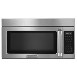 KHMC1857BSP 1.8 Cu. Ft. Over-the-Range Microwave and Hood Combination in Stainless with Pro