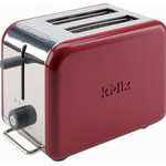 DeLonghi Kmix 2-Slice Toaster, Red