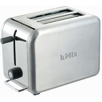 DeLonghi Kmix 2-Slice Toaster, Stainless Steel